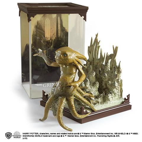 HARRY POTTER - Figurine Créature Magique 18 - Strangulot
