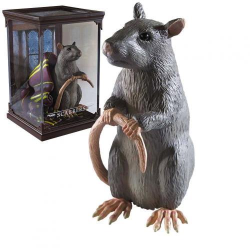 HARRY POTTER - Figurine Créature Magique 15 - Scabbers
