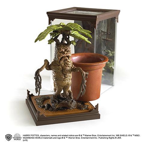 HARRY POTTER - Figurine Créature Magique 17 - Mandragore