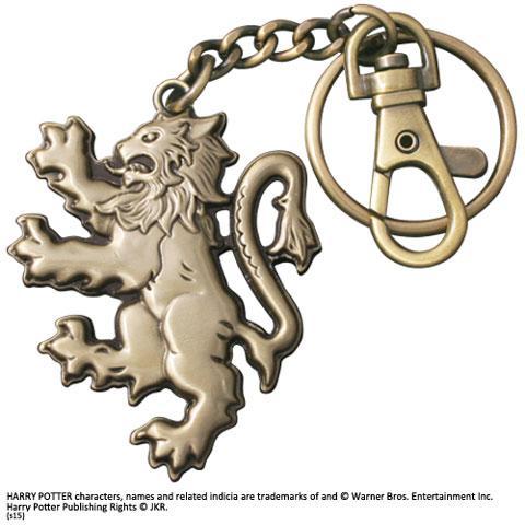 HARRY POTTER - Porte-Clés Lion de Gryffondor_1
