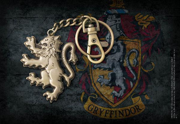 HARRY POTTER - Porte-Clés Lion de Gryffondor_2