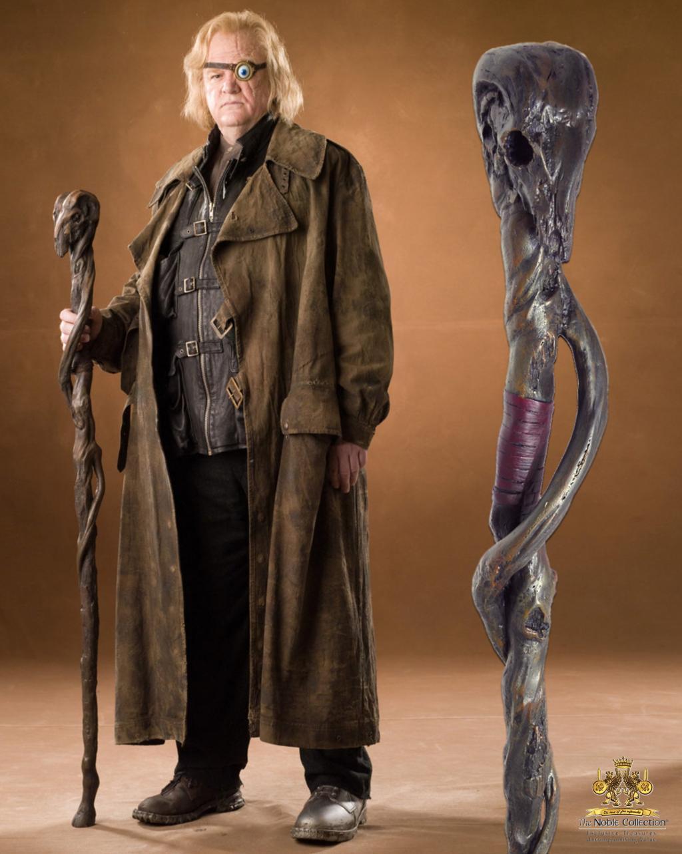 HARRY POTTER - Bâton de Alastor Maugrey - 144cm