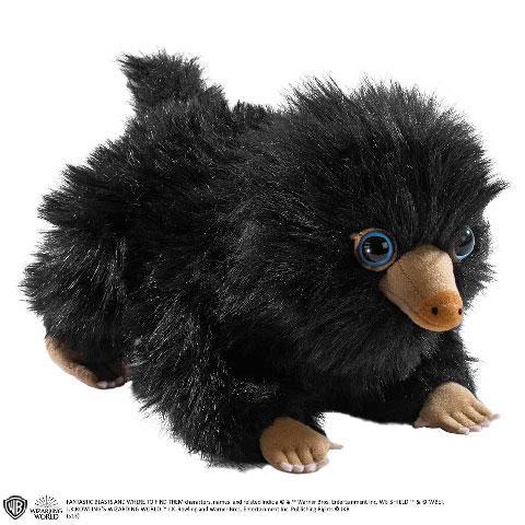 FANTASTIC BEASTS - Peluche Bébé Niffleur Noir