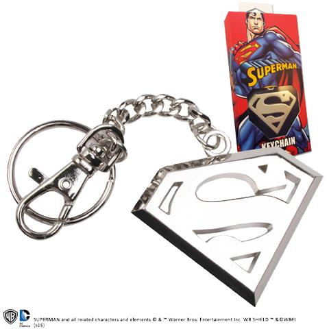 DC COMICS - Porte-Clés Logo Superman