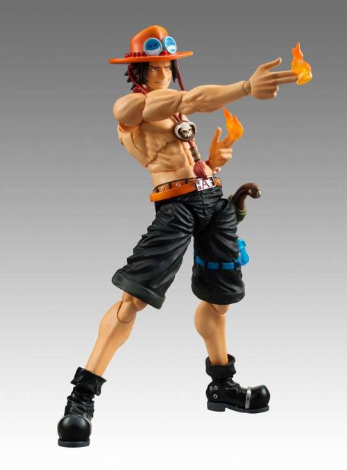 ONE PIECE - Statue PVC MegaHouse Variable Action - Portgas D. Ace