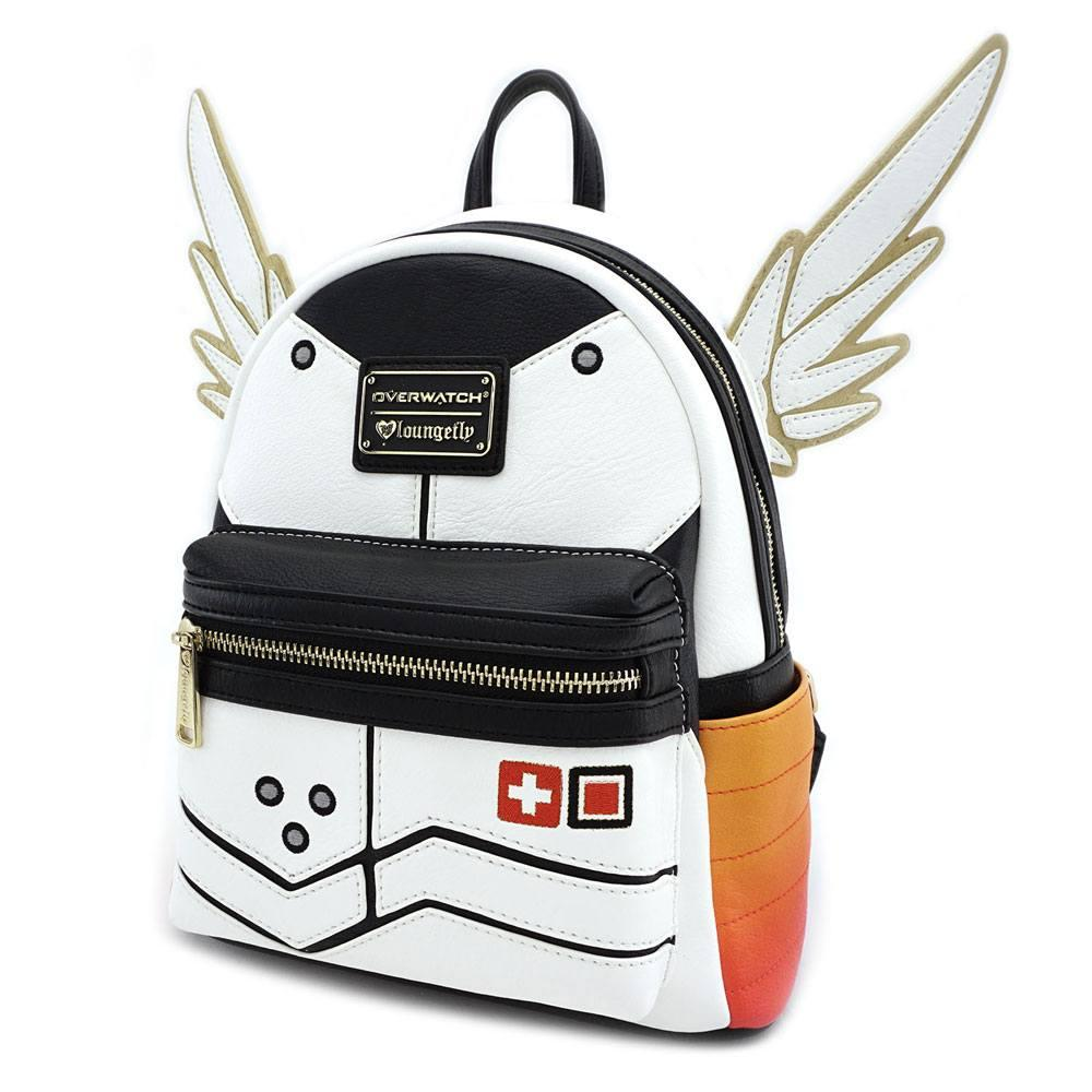 OVERWATCH - MERCY Mini Backpack 'LoungeFly'