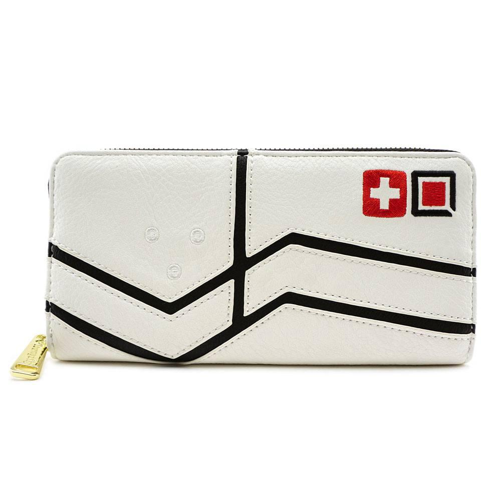OVERWATCH - MERCY Zip Around Wallet 'LoungeFly'