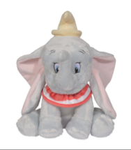 DISNEY - Peluche Dumbo 'Core' - 40cm