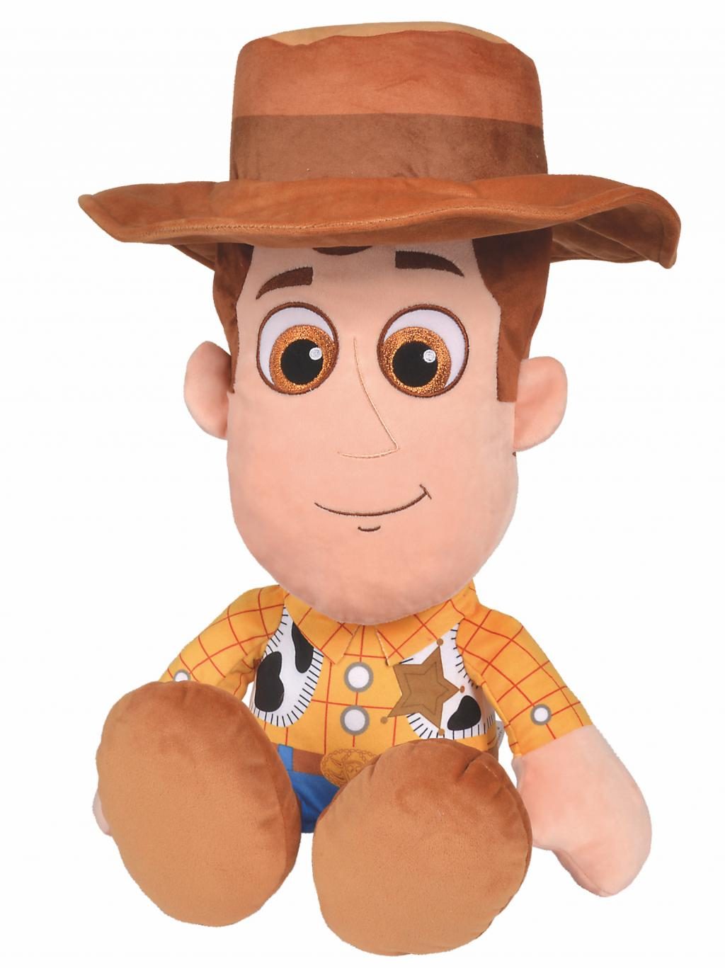 DISNEY - Peluche Toy Story 4 : Woody - 50cm