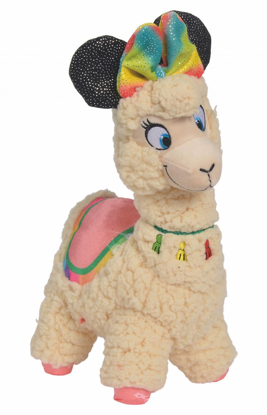 DISNEY - Peluche Minnie Mouse Lama - 25cm