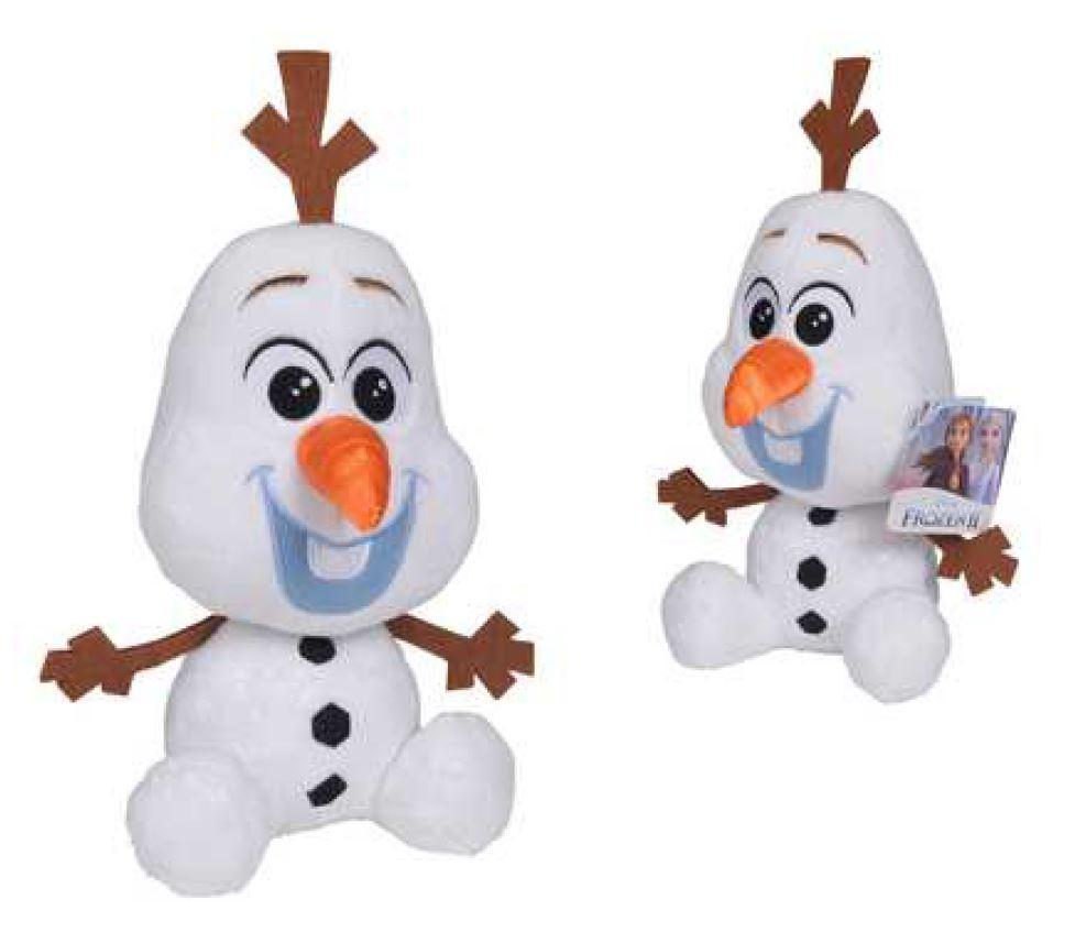 DISNEY - Frozen 2 - Peluche Olaf - 25cm