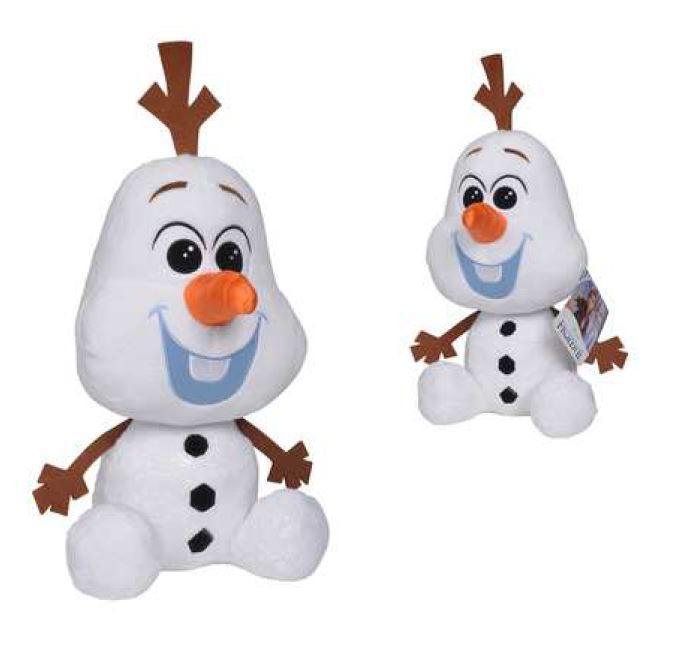 DISNEY - Peluche Frozen 2 - Olaf - 43cm