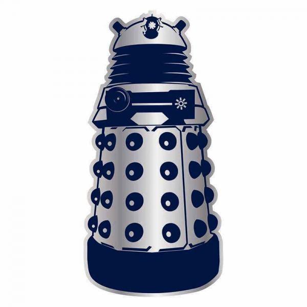 DOCTOR WHO - Pin Badge Enamel - Dalek_1