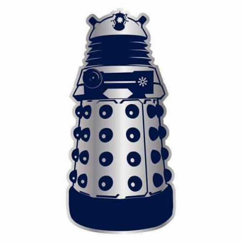 DOCTOR WHO - Pin Badge Enamel - Dalek