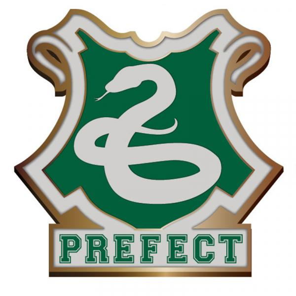 HARRY POTTER - Pin Badge Enamel - Slytherin Perfect
