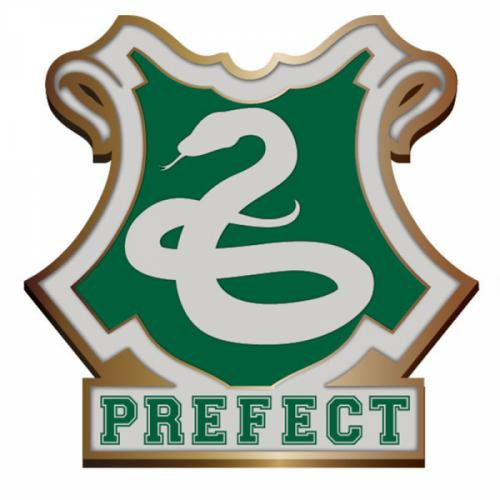 HARRY POTTER - Badge en émail pin's - Slytherin Perfect