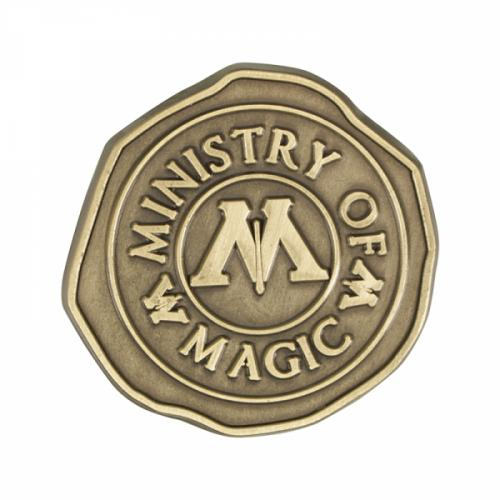 HARRY POTTER - Pin Badge Enamel - Mistery Of Magic