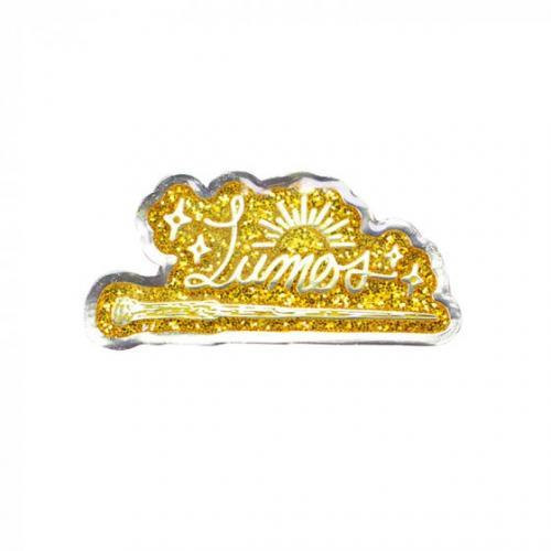 HARRY POTTER - Lumos - Pin's en émail