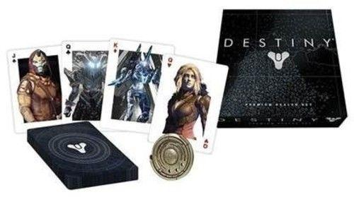 DESTINY - Jeu de Cartes Premium 'UK Only'