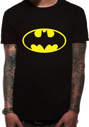 BATMAN - T-Shirt - Logo (5XL)_2