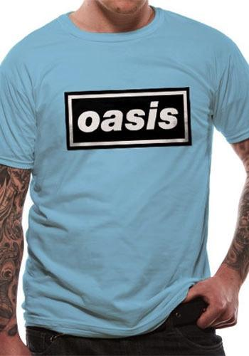OASIS - T-Shirt IN A TUBE- Definitely Maybe (L)