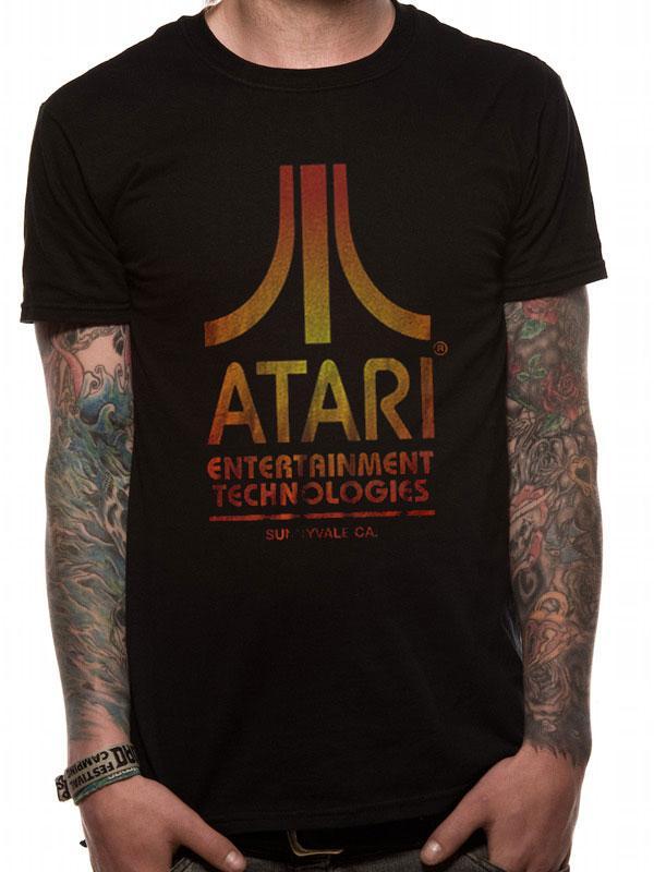ATARI - T-Shirt Logo (L)