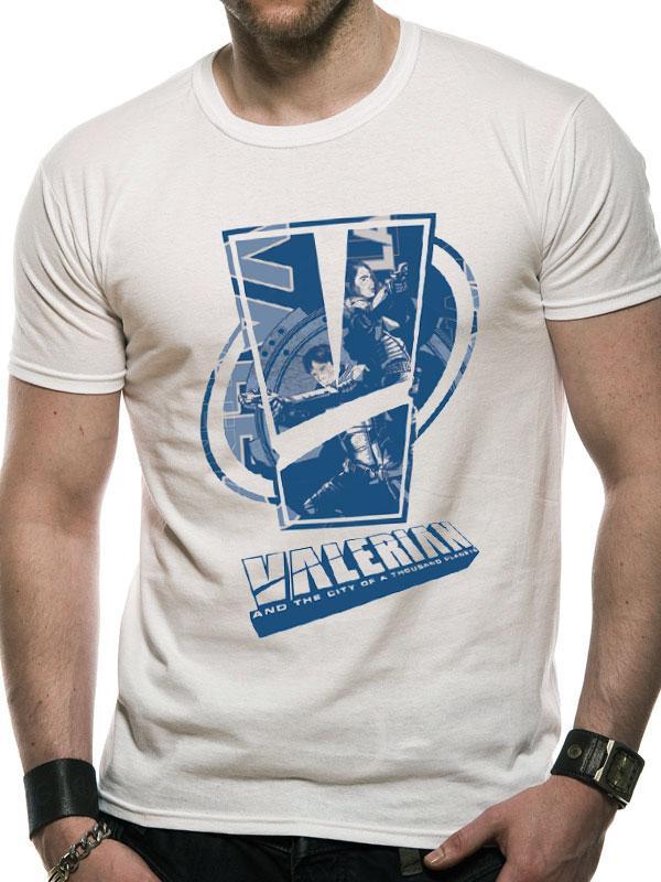VALERIAN - T-Shirt Logo (XXL)