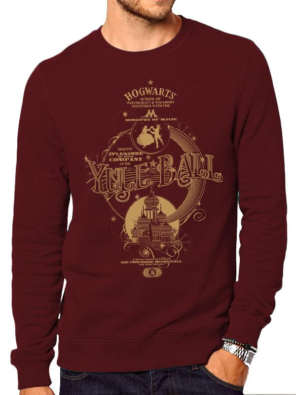 HARRY POTTER - Sweat a col round - Yule Ball (XL)_1