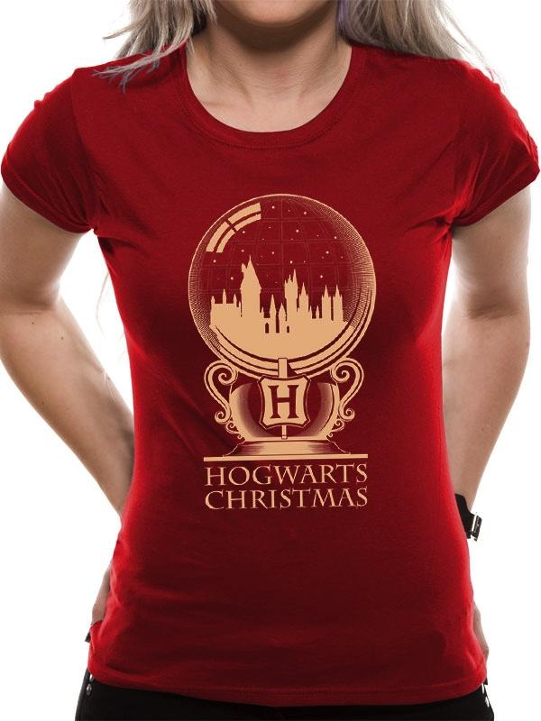 HARRY POTTER - T-Shirt IN A TUBE - Magical Time - GIRL (XL)