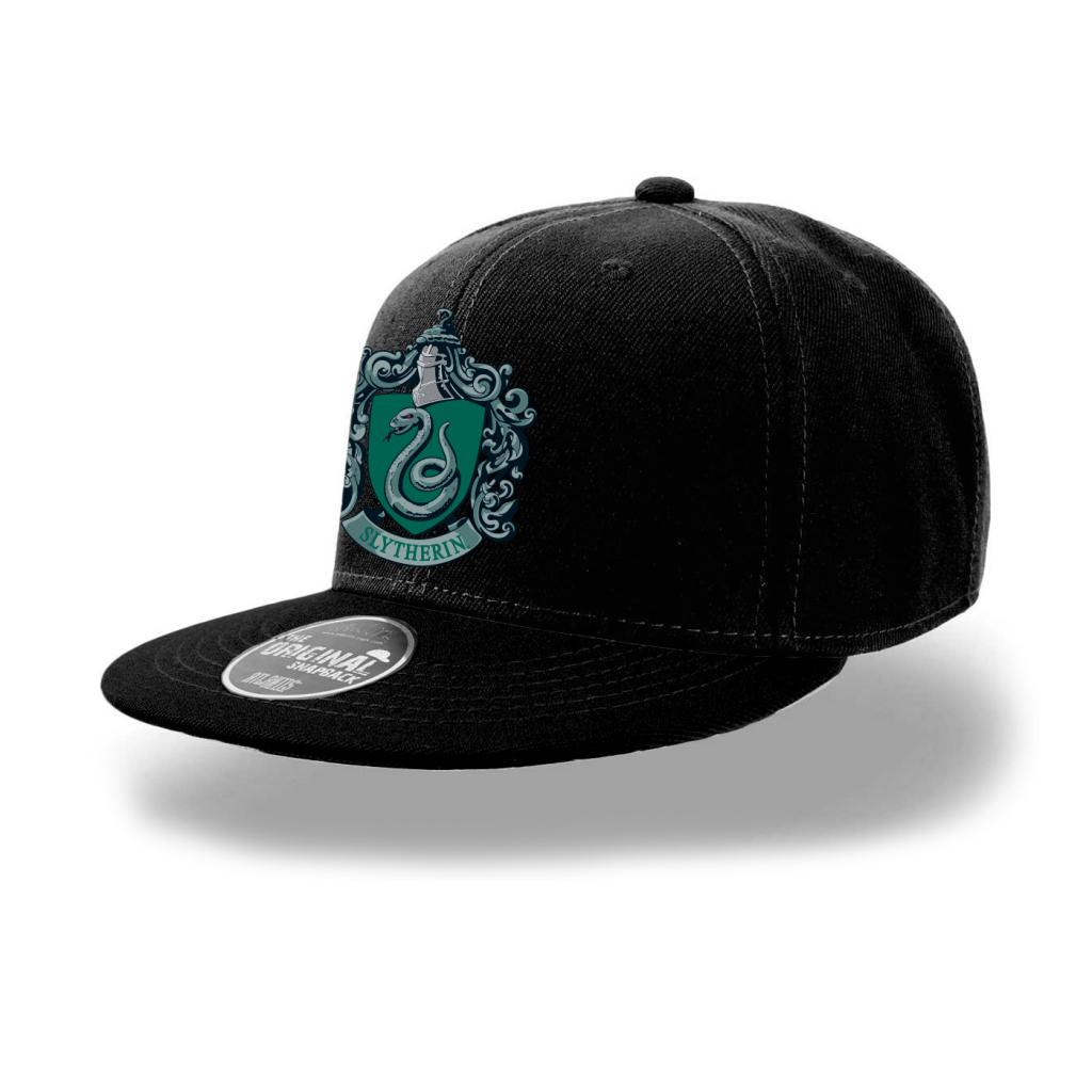 HARRY POTTER - Slytherin Snapback Cap