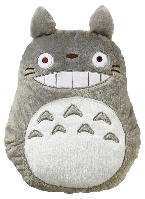 MON VOISIN TOTORO - Totoro - Coussin peluche '43x36'