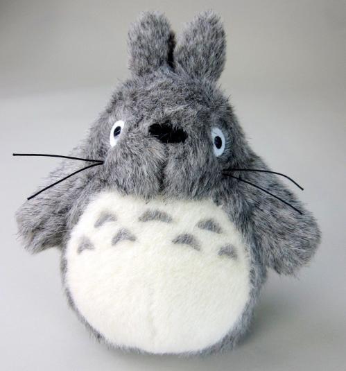 STUDIO GHIBLI - Big Totoro - Peluche 20cm