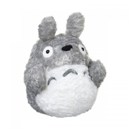 STUDIO GHIBLI - Totoro gris - Peluche marionnette 21cm