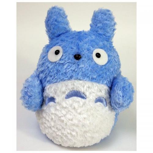 STUDIO GHIBLI - Totoro bleu - Peluche marionnette 21cm