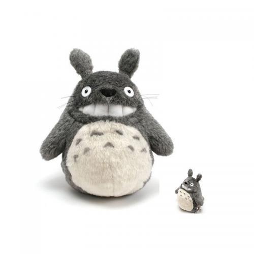 STUDIO GHIBLI - Peluche Totoro sourire - 25cm
