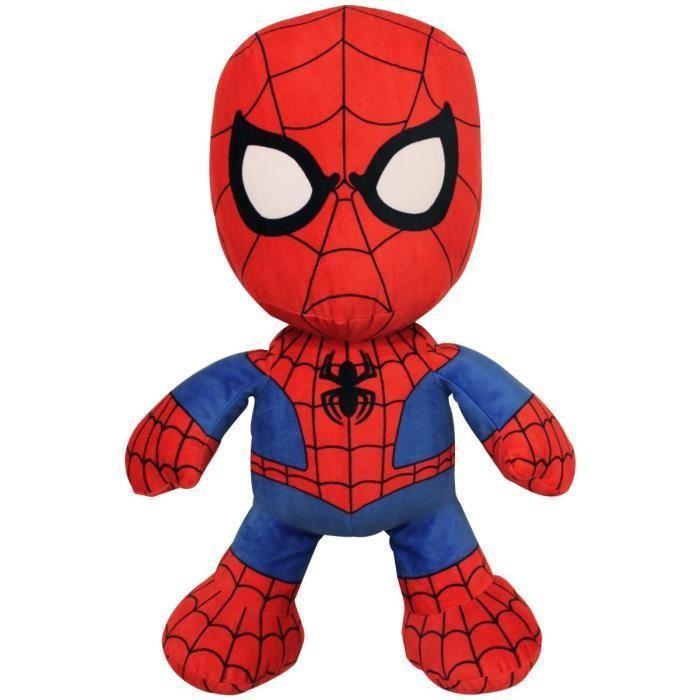 MARVEL - Peluche Spider-man - 50cm