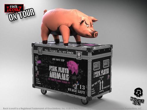 PINK FLOYD - Pig On Tour - Statuette Rock Ikonz