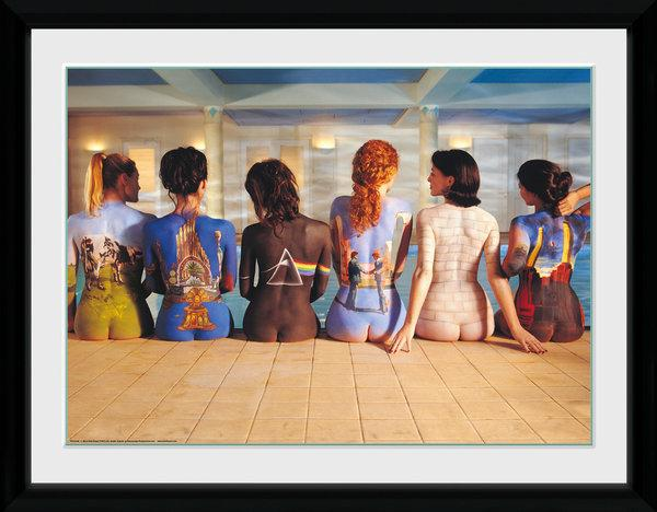 PINK FLOYD - Collector Print 30X40 - Back Catalogue