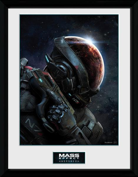 MASS EFFECT ANDROMEDA - Collector Print 30X40 - Key Art