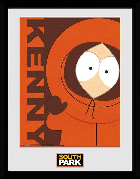 SOUTH PARK - Collector Print 30X40 - Kenny