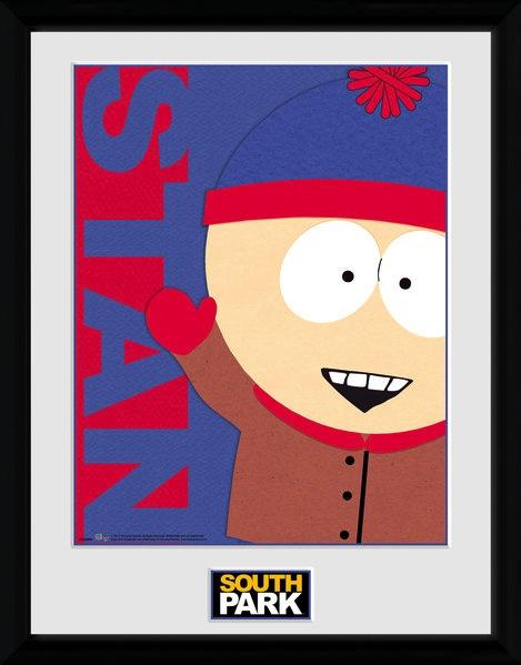 SOUTH PARK - Collector Print 30X40 - Stan