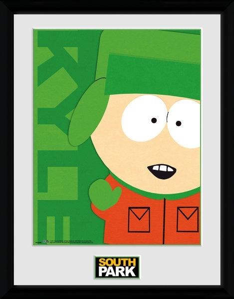 SOUTH PARK - Collector Print 30X40 - Kyle