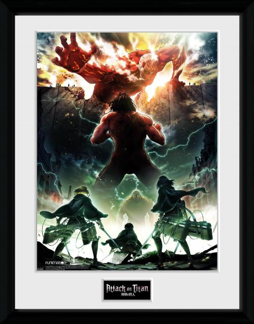 ATTACK ON TITAN - Season 2 - Collector Print '30x40cm'