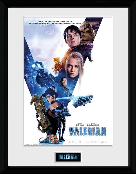 VALERIAN - Collector Print 30X40 - Compilation