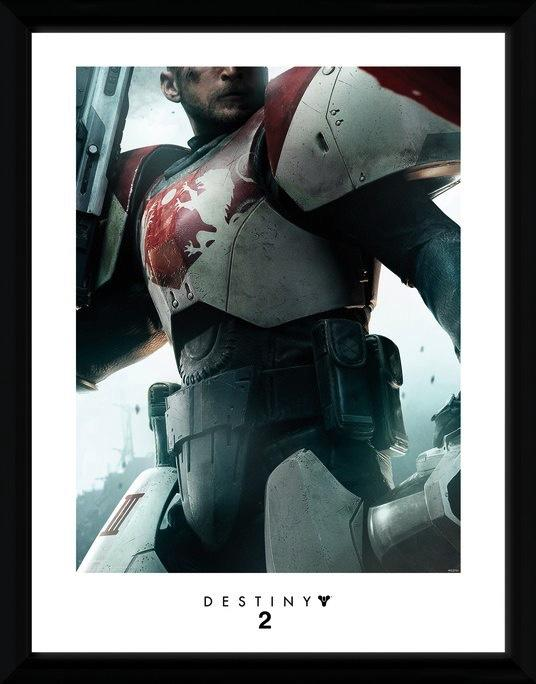 DESTINY 2 - Collector Print 30X40 - Titan