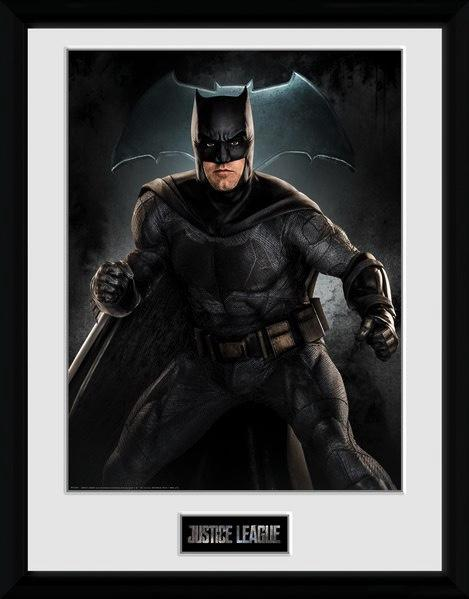 JUSTICE LEAGUE - Collector Print 30X40 - Batman