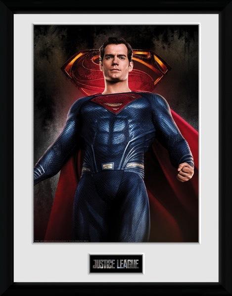 JUSTICE LEAGUE - Collector Print 30X40 - Superman
