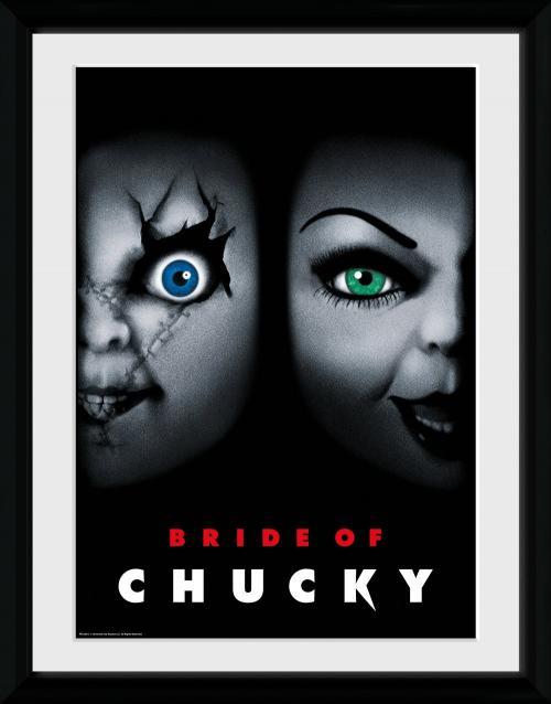 CHUCKY - Collector Print 30X40 - Bride of Chucky