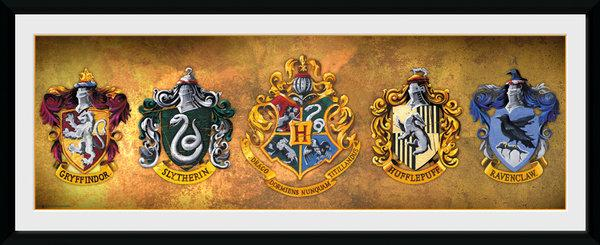 HARRY POTTER - Collector Print 30X75 - Houses