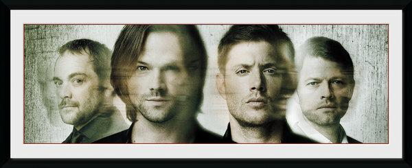 SUPERNATURAL - Collector Print 30X75 - Group